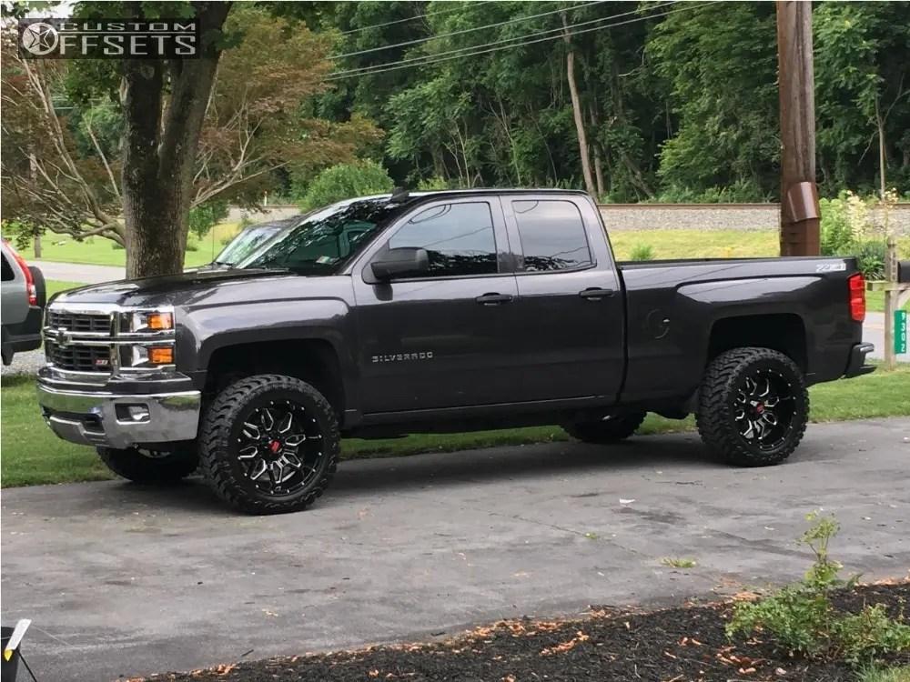2015 Chevrolet Silverado 1500 62