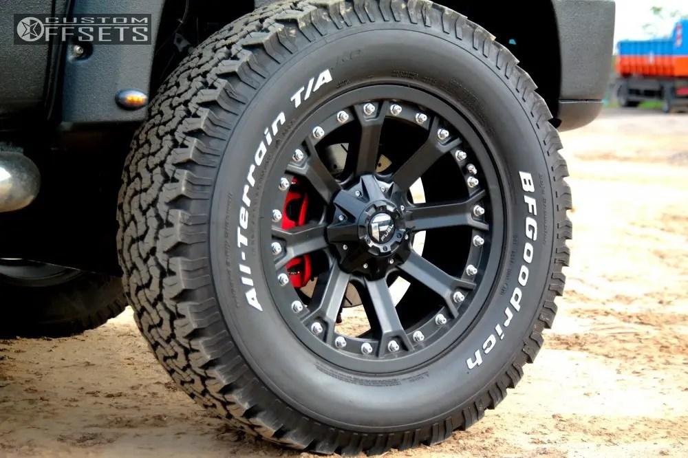 F150 Pro Comp Terain All