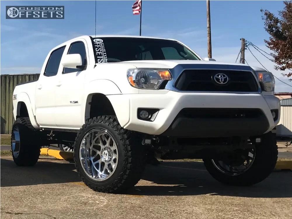 Kit Tacoma Lift Inch 2013 Toyota 4