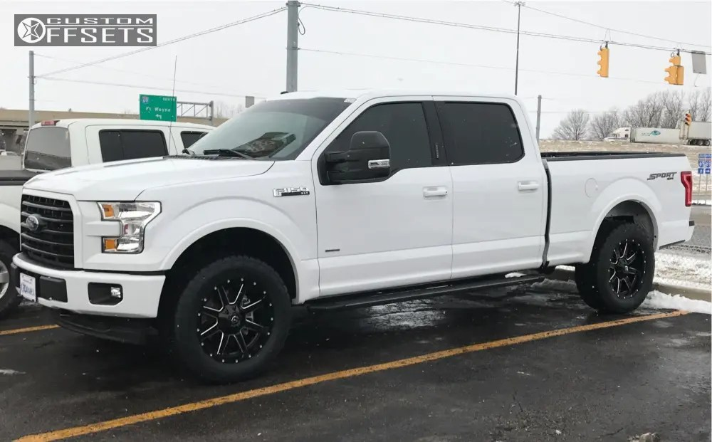 F150 Truck Wheels And Tires