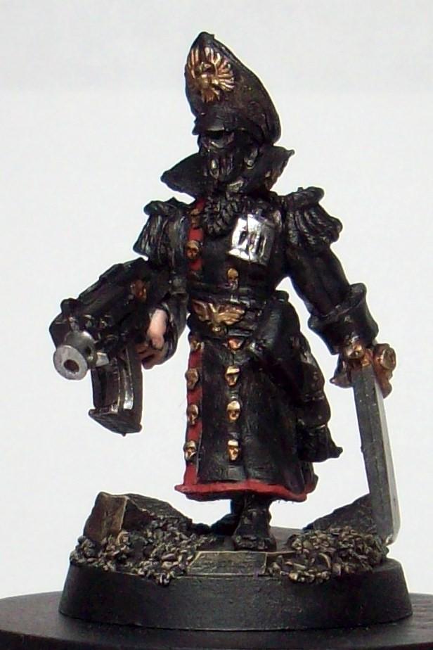 steel legion commissar - 616×924