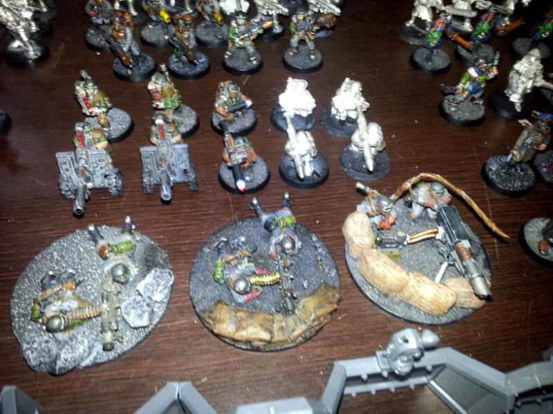 Autocannon, Classic, Heavy Bolter, Imperial Guard ...
