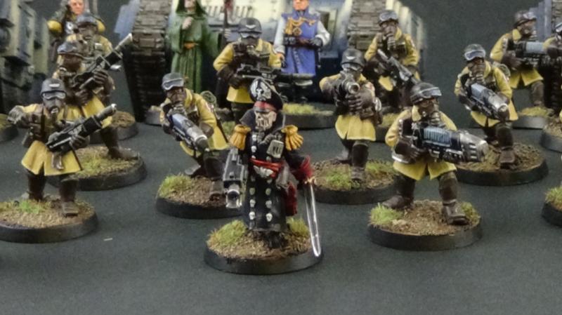 Astra, Comissar, Commissar, Imperial Guard, Militarum ...