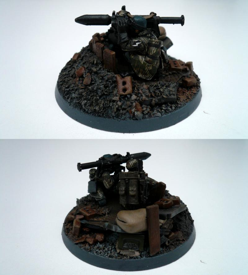 Astra Militarum, Heavy Weapons Team, Imperial Guard ...