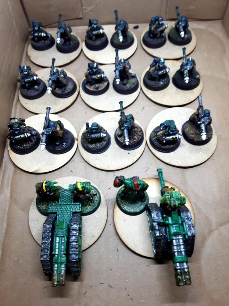 Astra Militarum, Heavy Weapons Teams, Imperial Guard ...