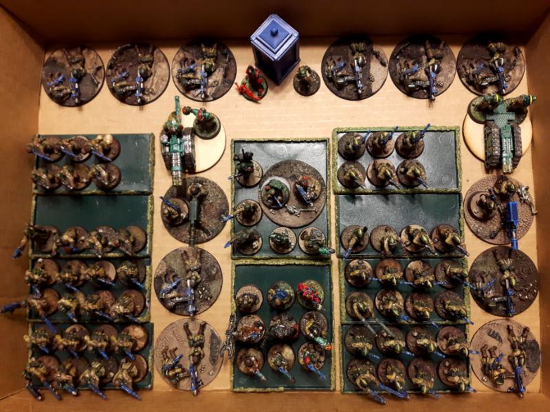 Astra Militarum, Commissar, Heavy Bolter, Heavy Weapons ...