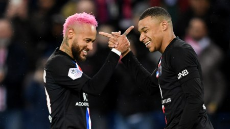 PSG Star Mbappe Warned That Too Much 'Neymar-izing' Could Adversly Affect  His Career | Goal.com