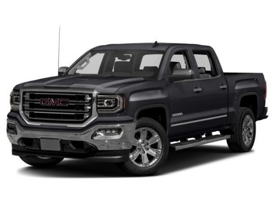 Reed Buick GMC   New GMC  Buick dealership in Kansas City  MO 64153 2018 GMC Sierra 1500 SLT Truck Crew Cab Kansas City