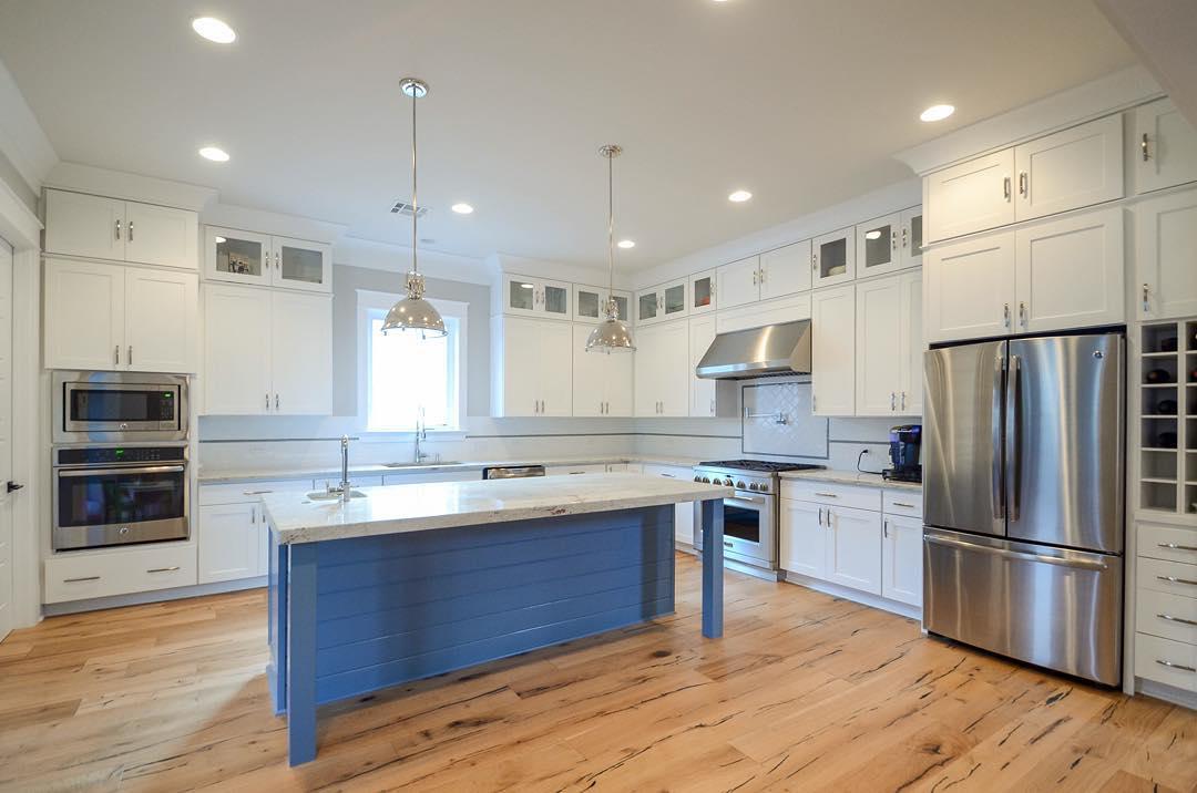 Rustic Modern Kitchen Ideas