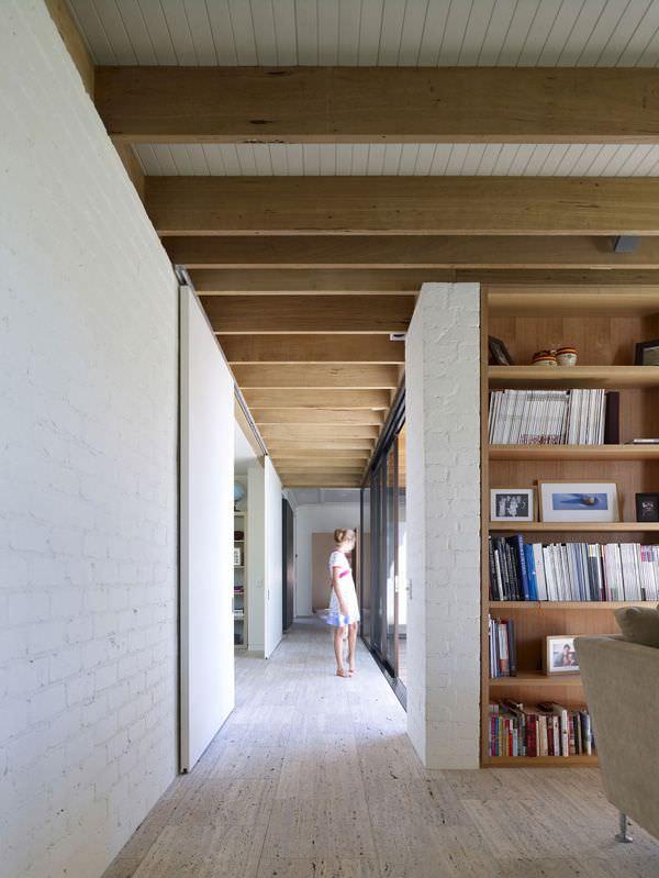 30 White Brick Wall Interior Designs Home Designs