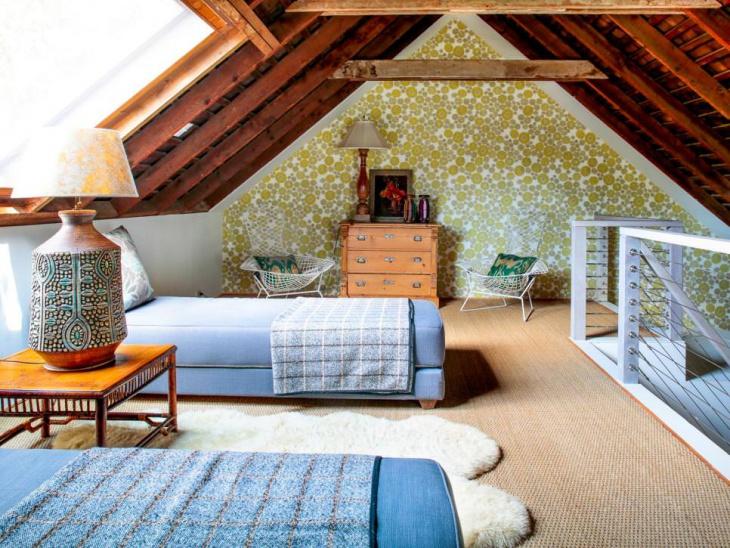 13 Attic Bedroom Design Decorating Ideas Design Trends