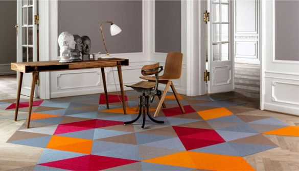11  Colorful Floor Designs  Plans  Flooring Ideas   Design Trends     Artistic Colorful Floor Style