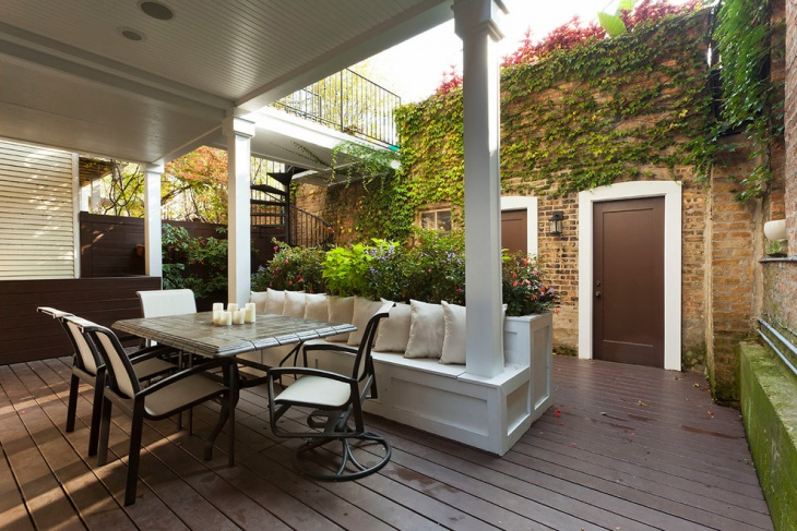 20 Transitional Deck Designs Decorating Ideas Design