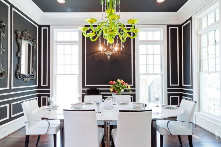 20 Luxury Dining Room Designs Decorating Ideas Design