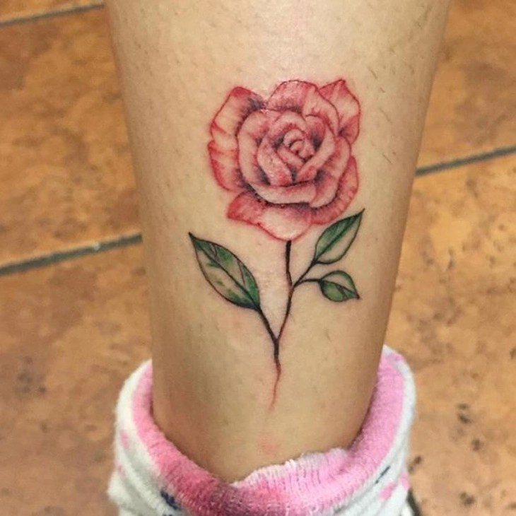 20+ Rose Tattoo Designs, Ideas | Design Trends - Premium ...