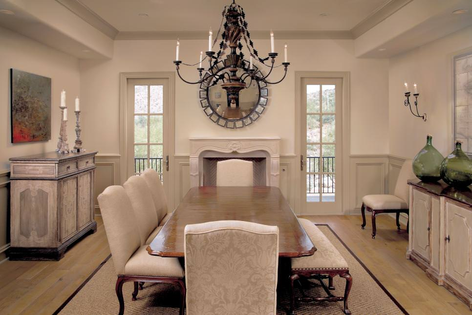 24 Elegant Dining Room Designs Decorating Ideas Design