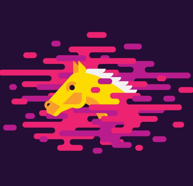 25 Horse Logo Designs Ideas Examples Design Trends