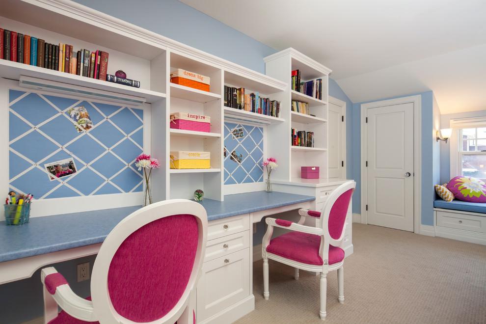 18 Teen Work Space Designs Decorating Ideas Design