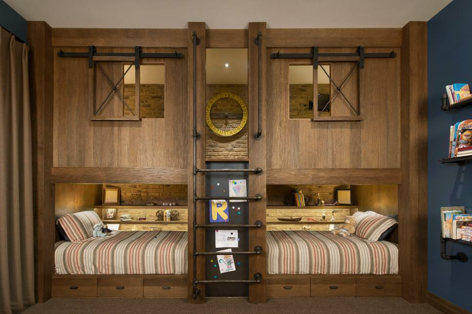 25 Modern Bunk Bed Designs Bedroom Designs Design