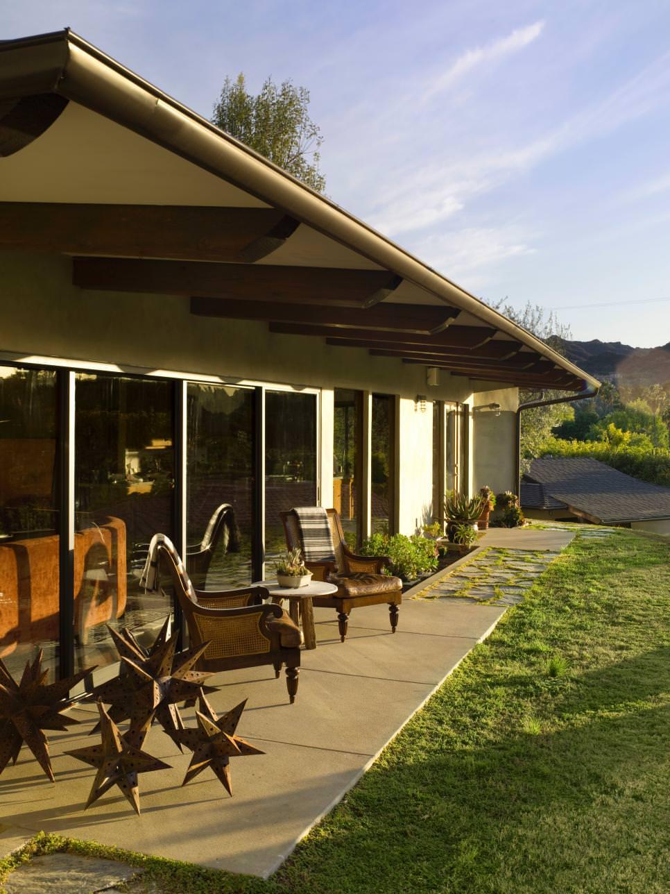 24 Patio Roof Designs Ideas Plans Design Trends