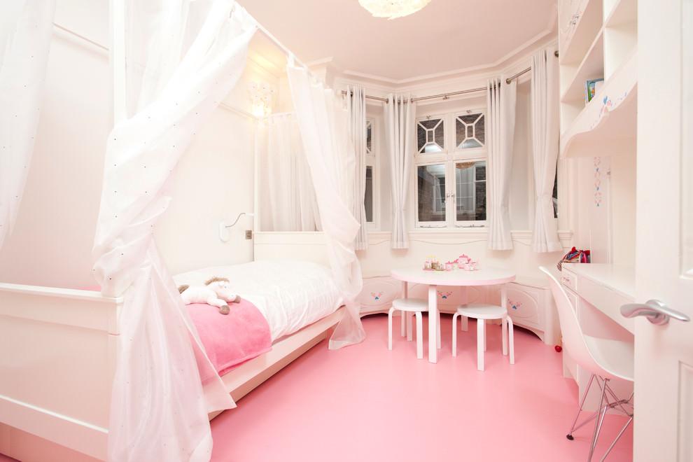 Girl Bedroom Wall Color Ideas