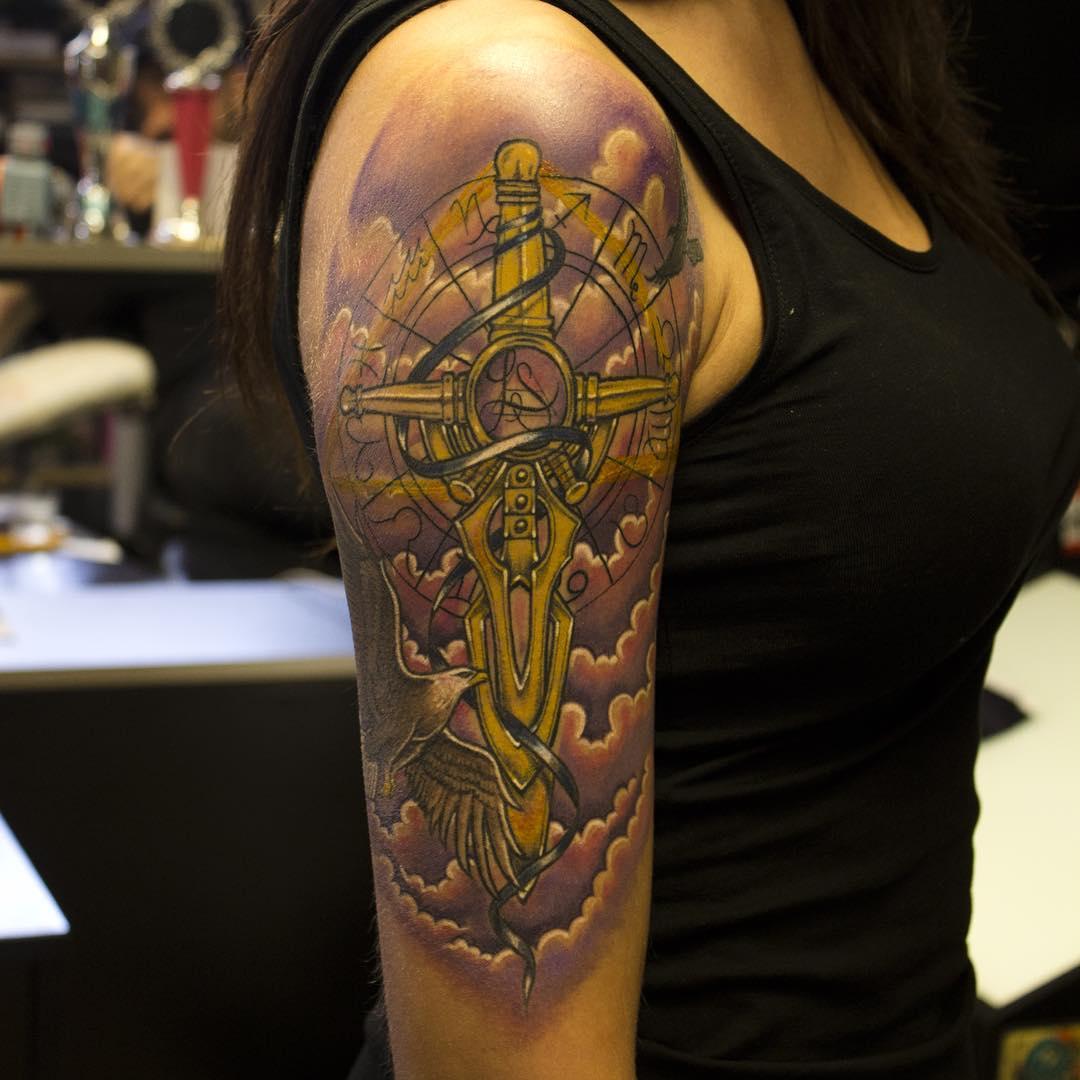 28 Sword Tattoo Designs Ideas Design Trends Premium