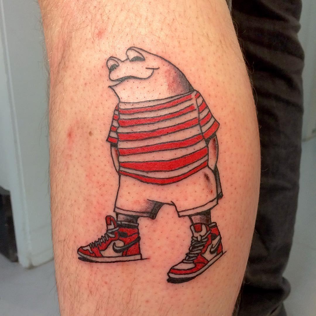 25 Frog Tattoo Designs Ideas Design Trends Premium