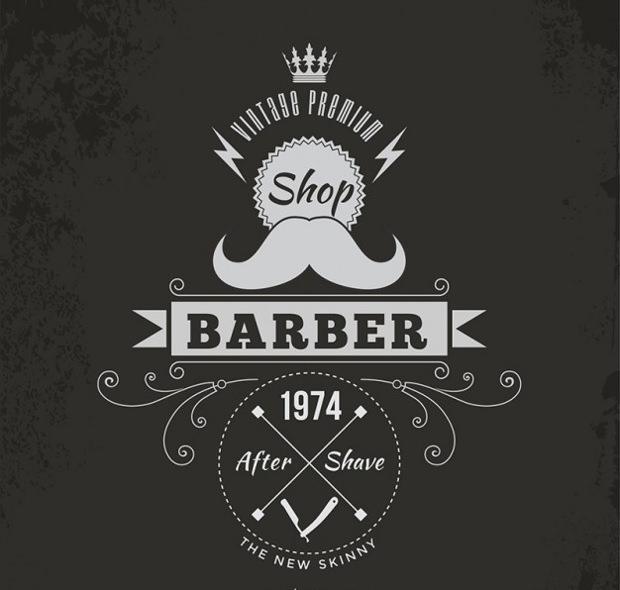 Barber Shop Graphic Design Logo | www.imgkid.com - The ...