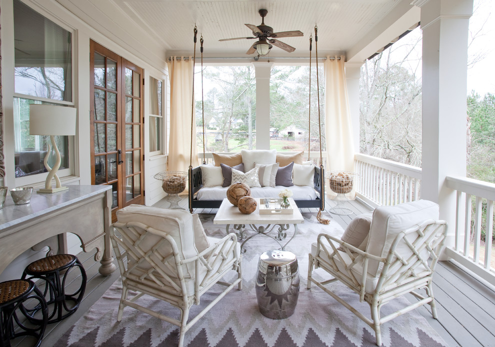 22 Eclectic Porch Ideas Outdoor Designs Design Trends