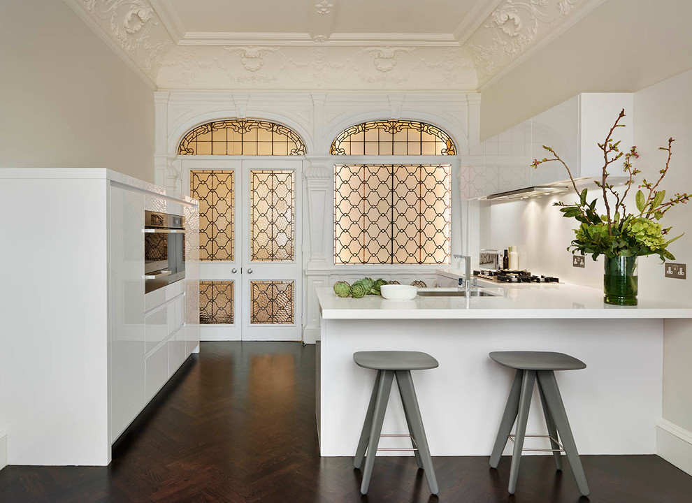 Traditional White Kitchen Ideas