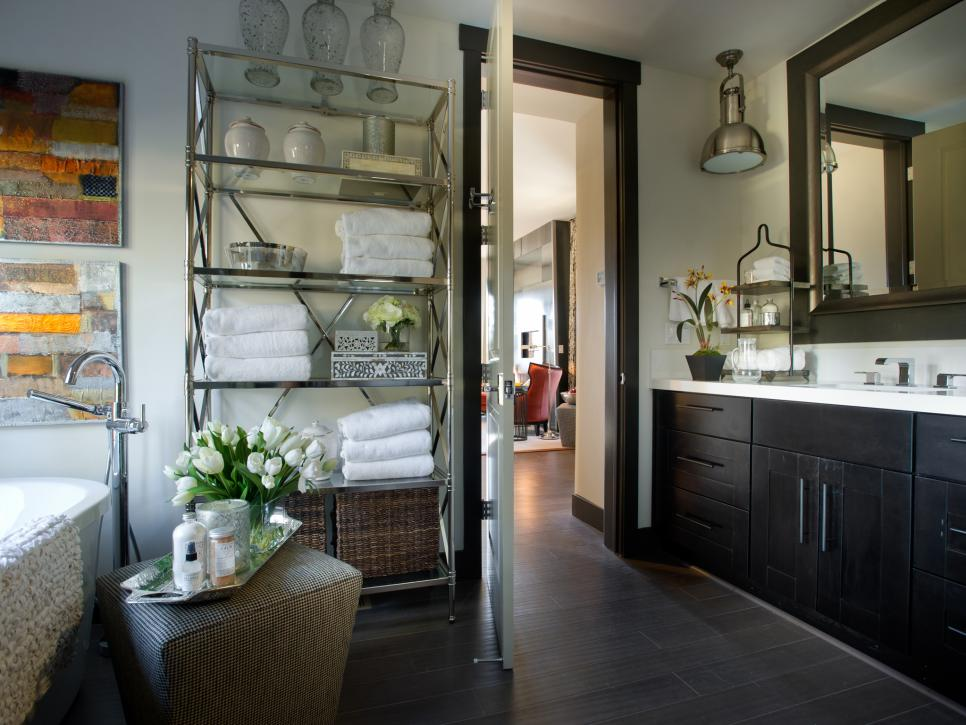 20 Stylish Bathroom Storage Design Ideas Design Trends