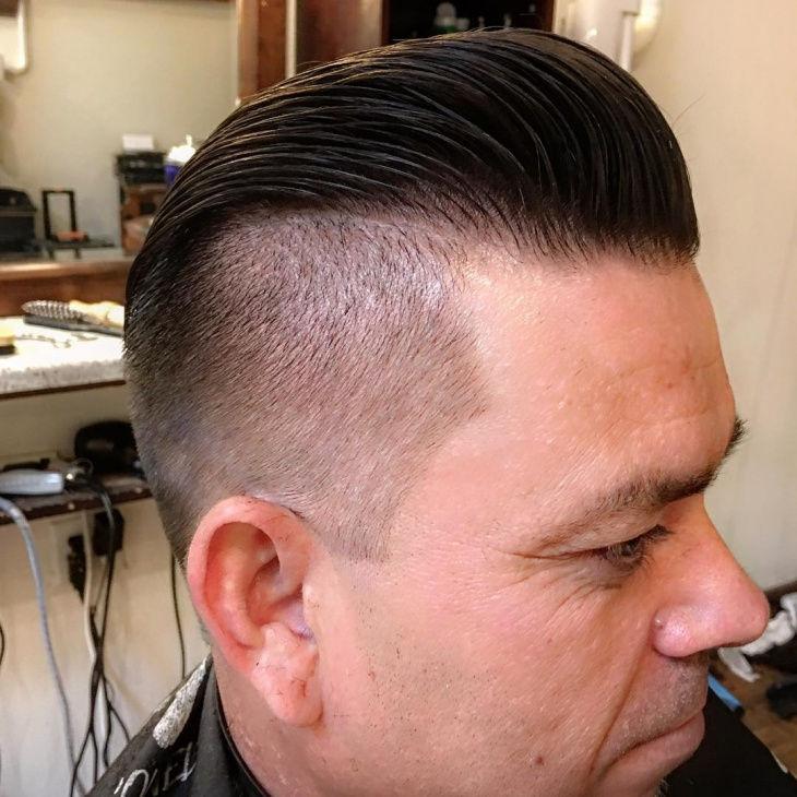 John Cena Military Haircut