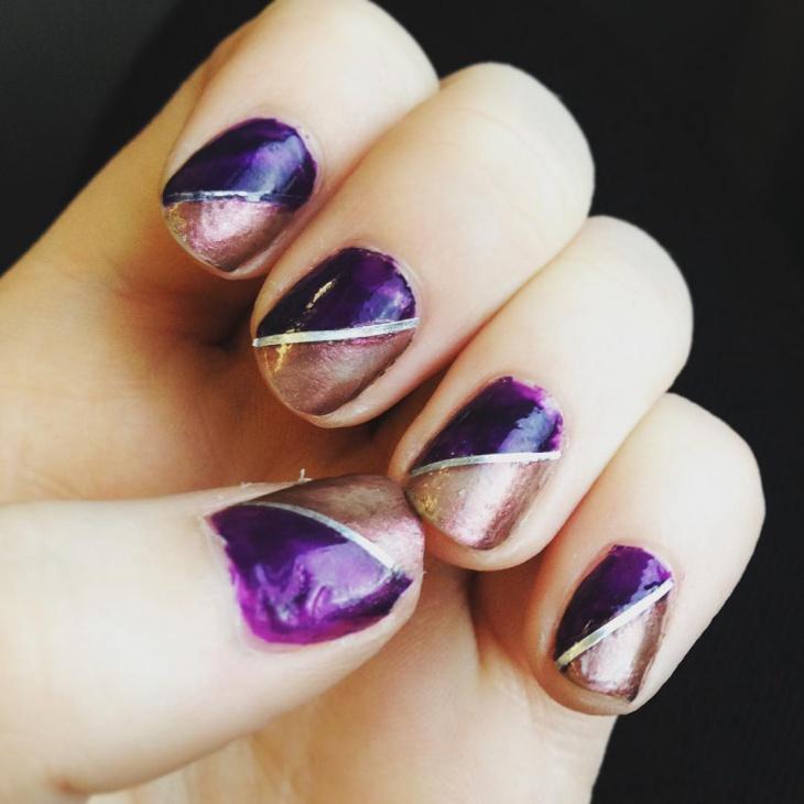 Toe Nail Designs Thanksgiving