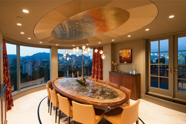 18 Dining Room Ceiling Light Designs Ideas Design