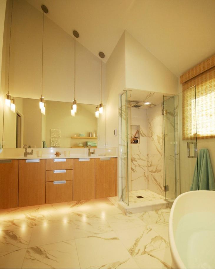 17 Bathroom Pendant Lighting Designs Ideas Design