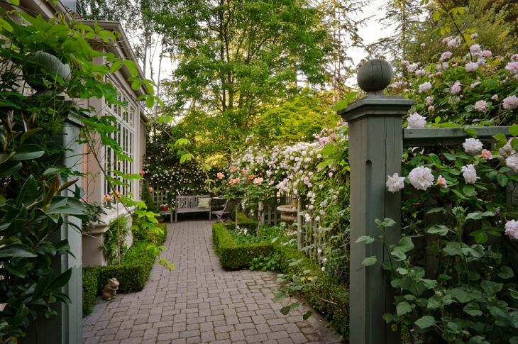 Outdoor Raised Herb Planter
