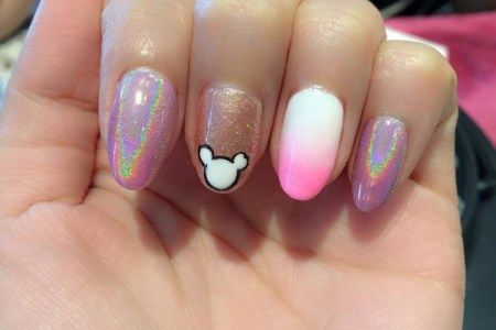 French Manicure Ombre Gel Nails Edi Maps Full Hd Maps