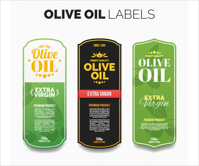 Used Cosmetic Olive Oil