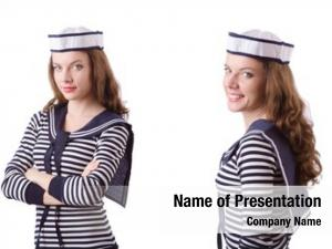 Military Sailor Powerpoint Templates Military Sailor