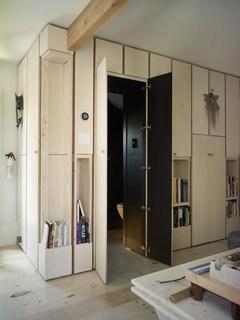 Best 36 Modern Storage Under Stairs Storage Type Design Photos And   Under Stair Toilet Design   Toilet Separate   Small   Powder Room   Down   Minimalist
