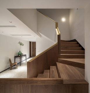 Best 60 Modern Staircase Design Photos And Ideas Dwell | Stairs Design Inside Home | Interior Staircase Simple | Wooden | Outside | Short | Behind Duplex