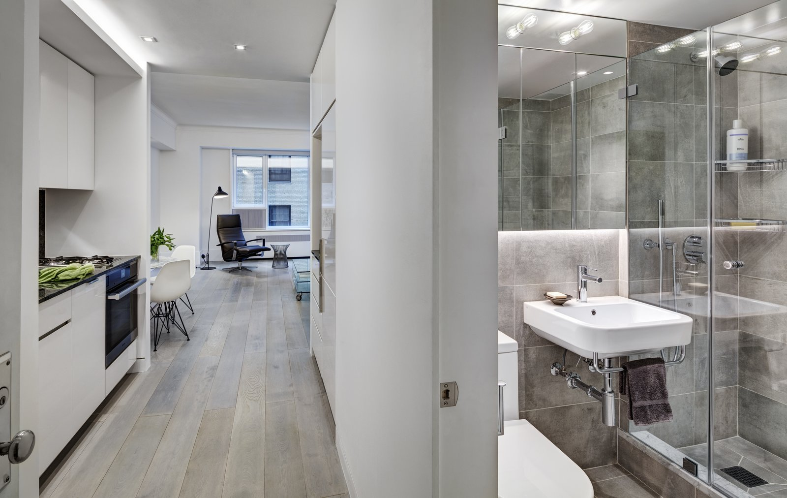 Hampshire House Studio Apartment New York City Modern