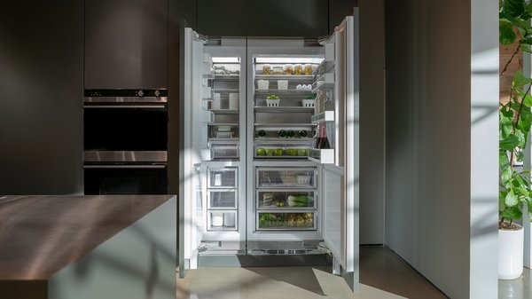 Columns Refrigerator By Fisher Amp Paykel Dwell