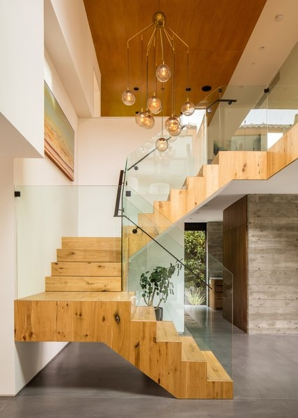 Best 60 Modern Staircase Glass Railing Design Photos And Ideas | Stairs Railing Design In Glass | Indoor Home Depot | Fancy | Painting | Modern | Interior Residential Metal