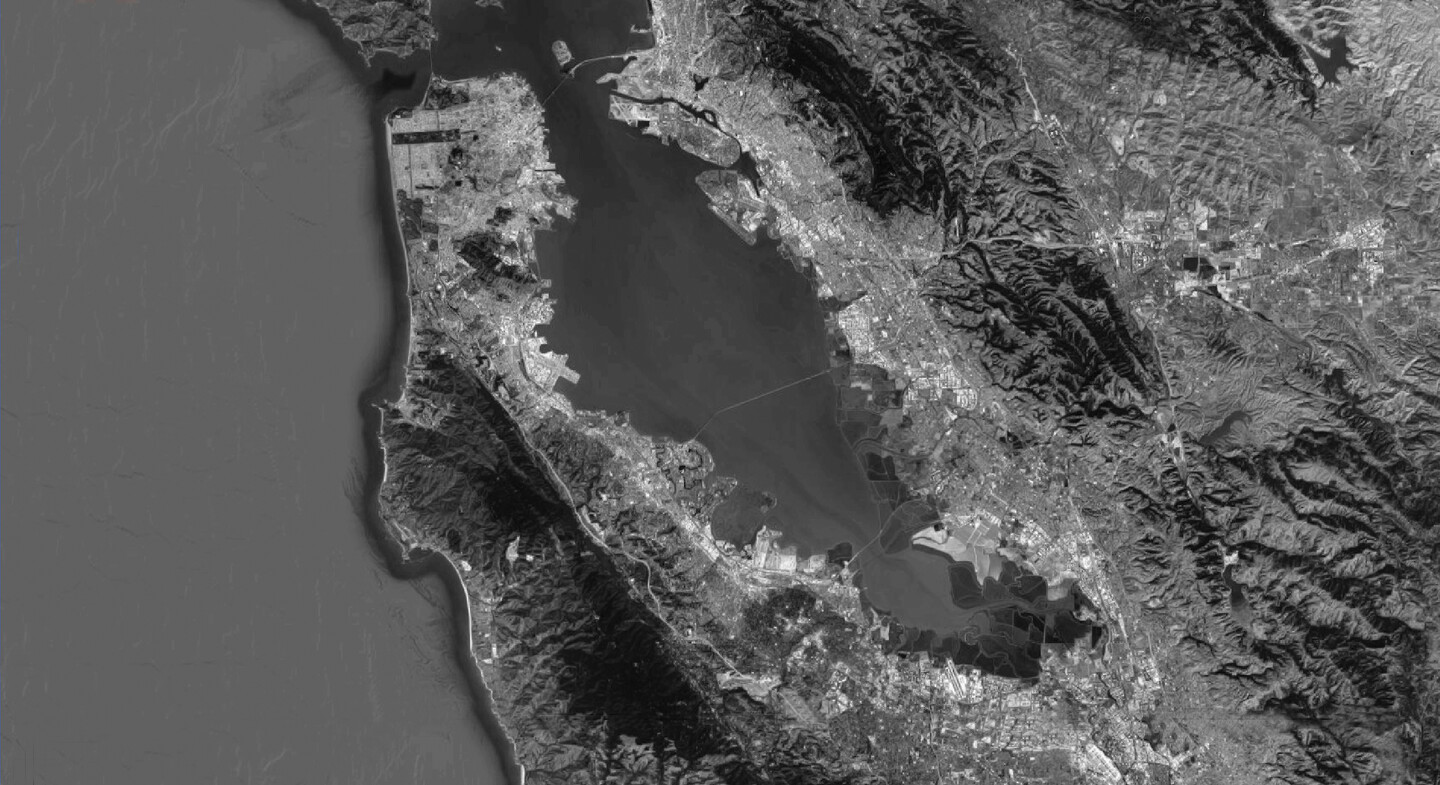 Introducing Ars Citizen   Announcements   e flux Satellite image of San Francisco Bay area  Map data       2017 Google