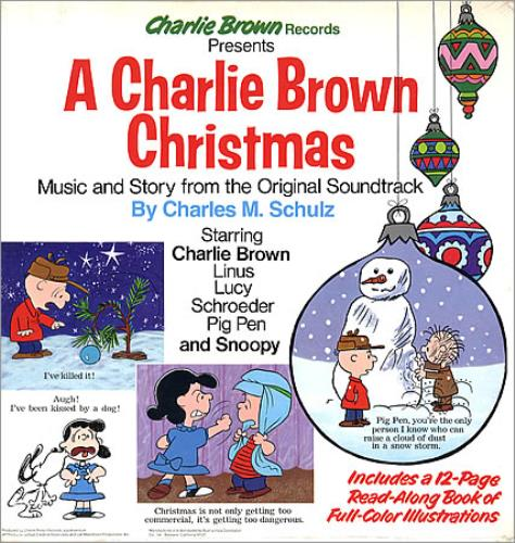 charlie brown christmas music - 474×500