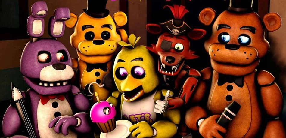 FNAF  Third Novel News   Update  Charlie Coming Back In  The Fourth     Third  FNAF  novel will explain what happened to Charlie  Photo by Fnaf  Facebook