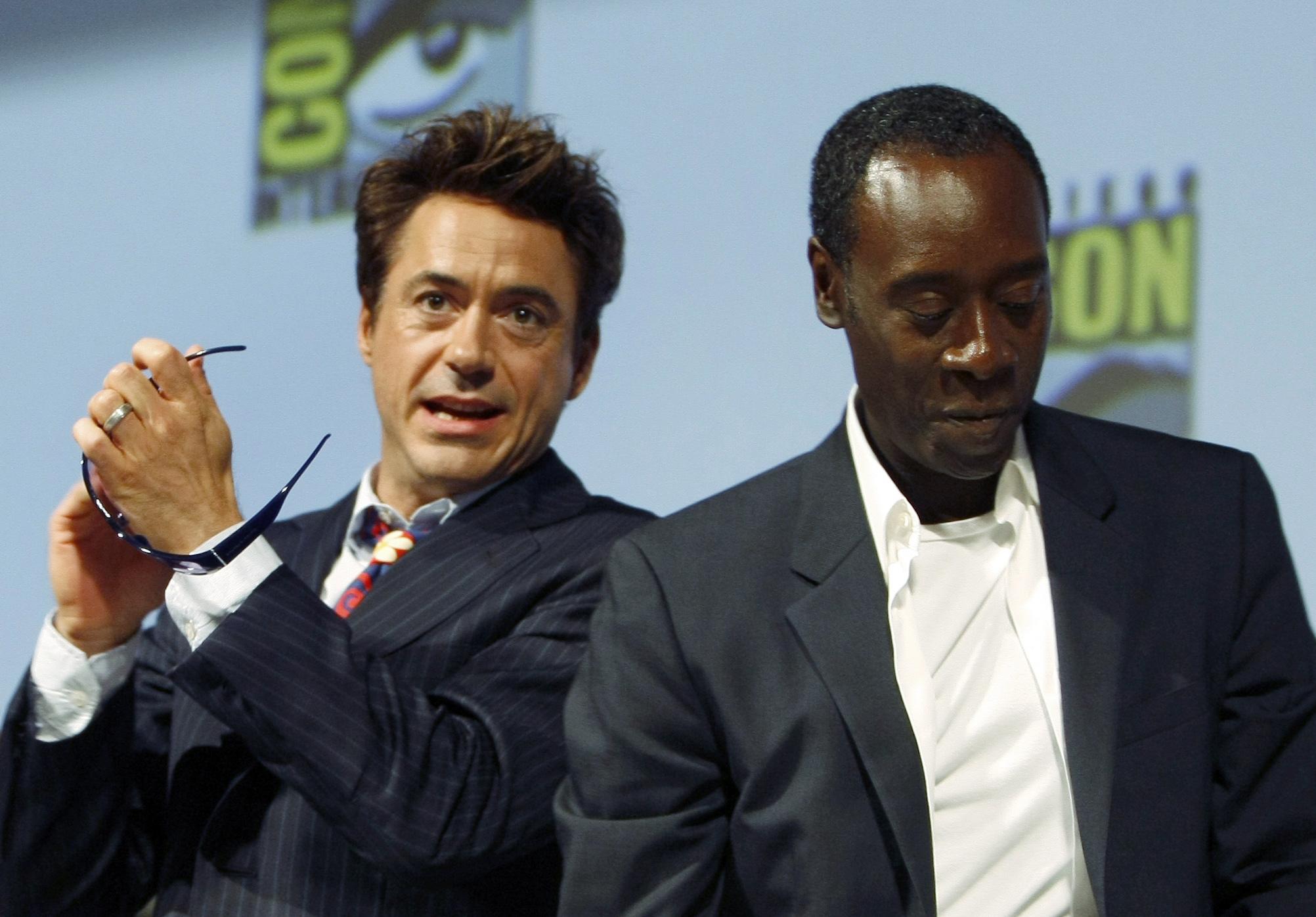 'Iron Man 3' Plot SPOILERS: Don Cheadle Reveals 'Bigger ...