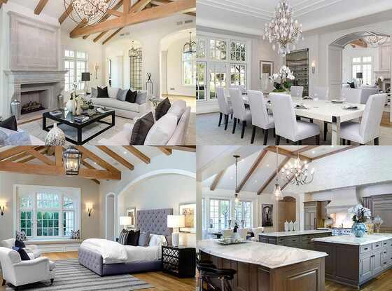 Kim Kardashian New Home Decor