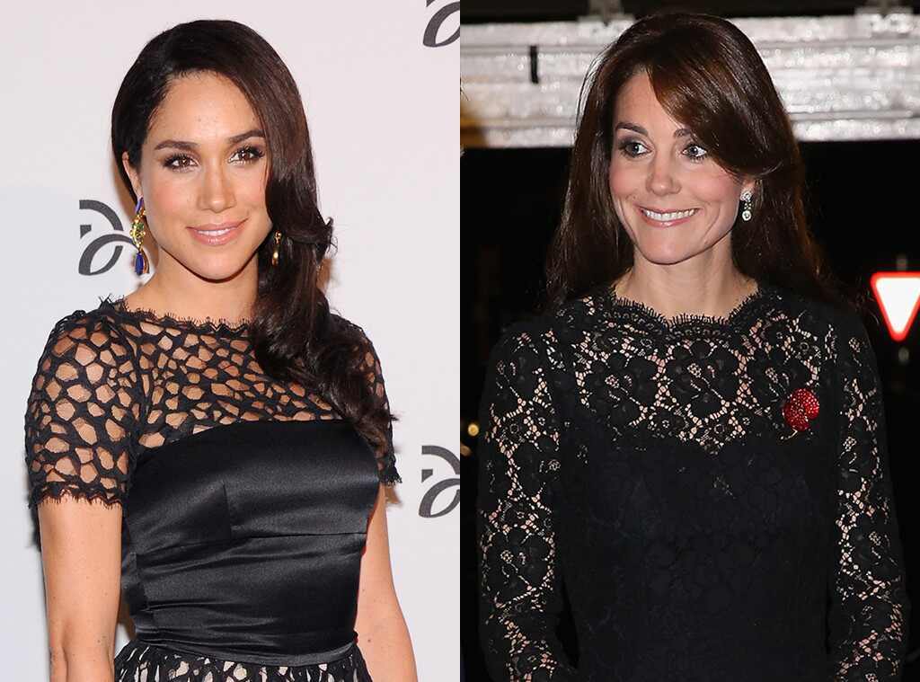 Kate And Pippa Middleton Style